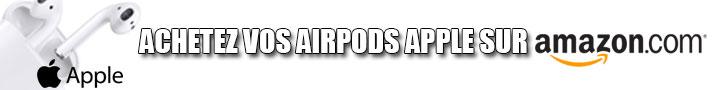 apple airpods sur amazon